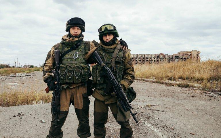 Guerre et paix à Donetsk