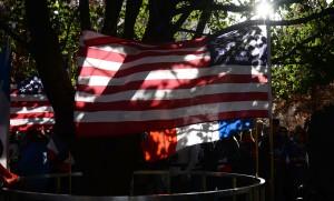 Mémorial du 11 septembre à New York, novembre 2015. SIPA. SIPAUSA30137272_000042