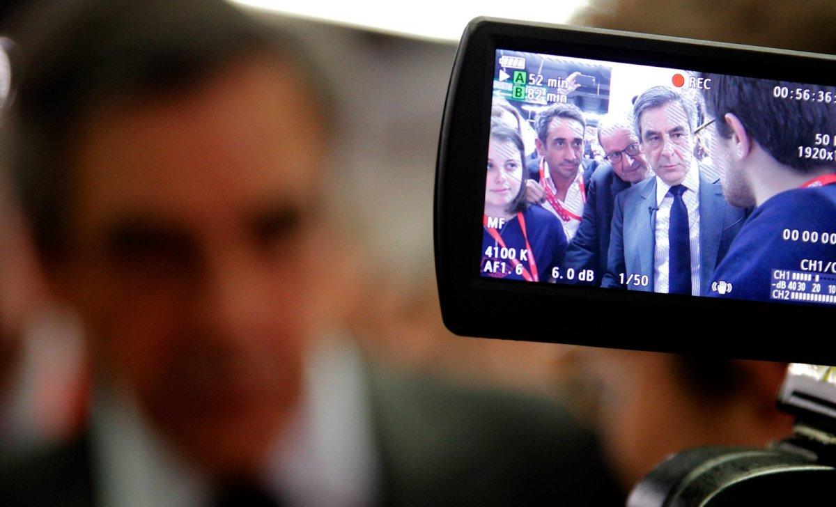 François Fillon Présidentielles Penelope Gate Médiapart Edwy Plenel