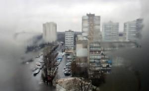 Clichy-sous-Bois, décembre 2004.