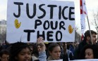 """Manifestation contre """"les violences policières"""", Paris, février 2017. SIPA. AP22016319_000002"""