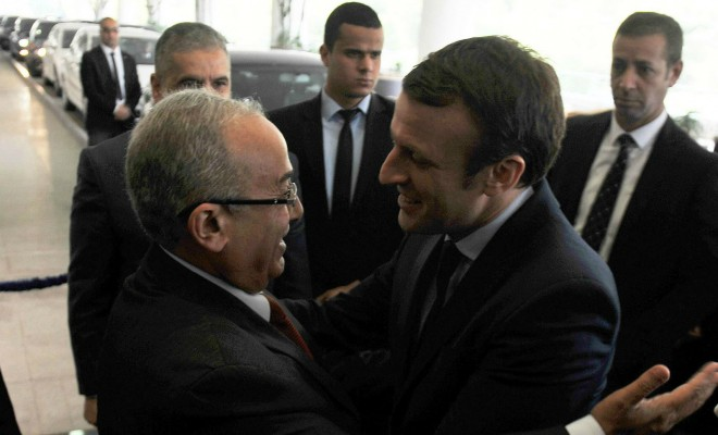 macron algerie colonisation crime