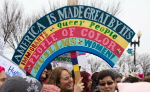 Marche des femmes anti-Trump à Washington, janvier 2017. SIPA. SIPAUSA31410339_000001