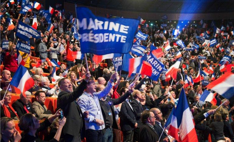 Qui peut battre Marine Le Pen?