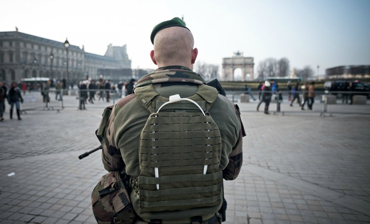 operation sentinelle daech antiterrorisme