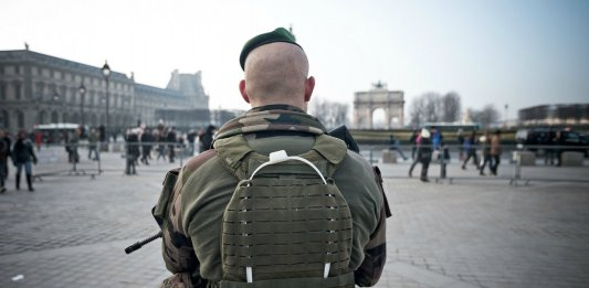 operation sentinelle daech antiterrorisme