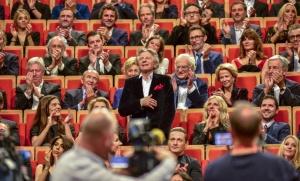 Roman Polanski lors de la remise du prix Lumière à Catherine Deneuve, octobre 2016, Lyon. SIPA. 00776810_000043