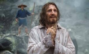 "Liam Neeson dans ""Silence"" de Martin Scorsese."