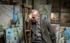 """Boguslaw Linda dans """"Les Fleurs bleues"""" de Andrzej Wajda."""