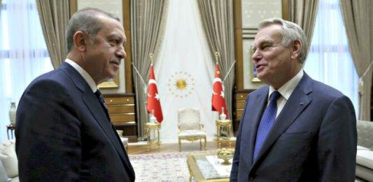 ayrault erdogan turquie hollande