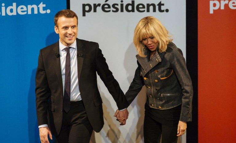 Et «Mimi» relooka les Macron