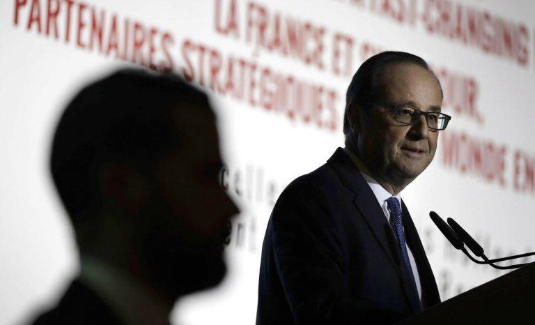 Hollande: pratiques d'un président normal