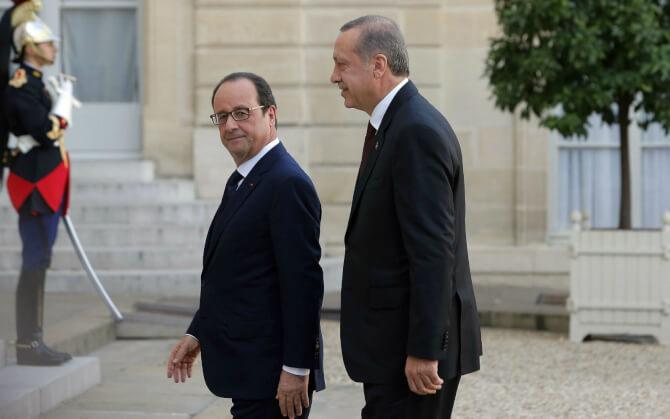Erdogan: le match du courage et de la lâcheté