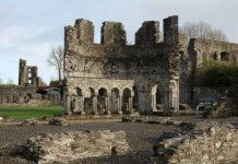 irlande abbaye montety royaume