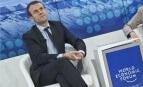 macron davos euro