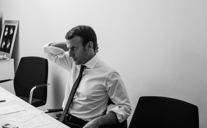 Quand le banquier Macron jouait à cache-cache avec Le Monde