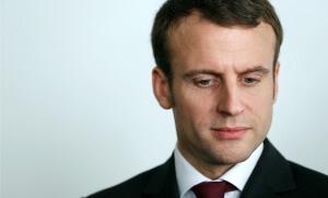 Emmanuel Macron. Crédit photo : Thomas Samson