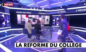 Patrick Bloche quitte le plateau de CNews
