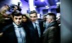 La plupart des sondages ne voient pas François Fillon passer le premier tour de la présidentielle. Mars 2017. SIPA. 00799524_000021