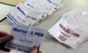 Elections législatives à Hénin-Beaumont, 2012. SIPA. 00638740_000009