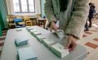 Bulletins de vote du premier tour de la primaire de la gauche à Lyon, janvier 2017. SIPA. 00789838_000018