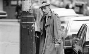Michel Audiard, Paris, 1979. SIPA. 00775066_000001