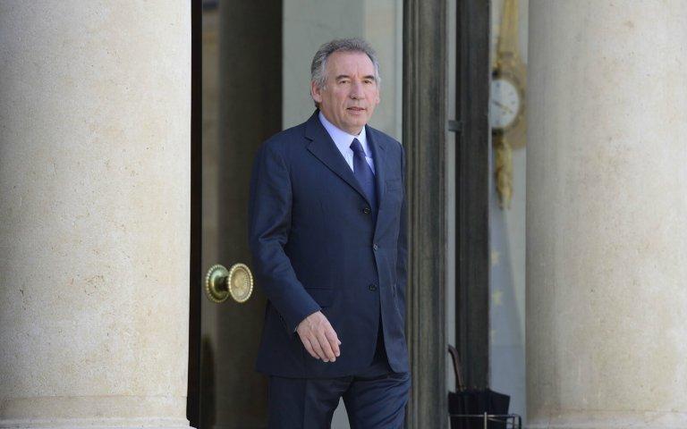 18 juin 2017: le Premier ministre Bayrou démissionne