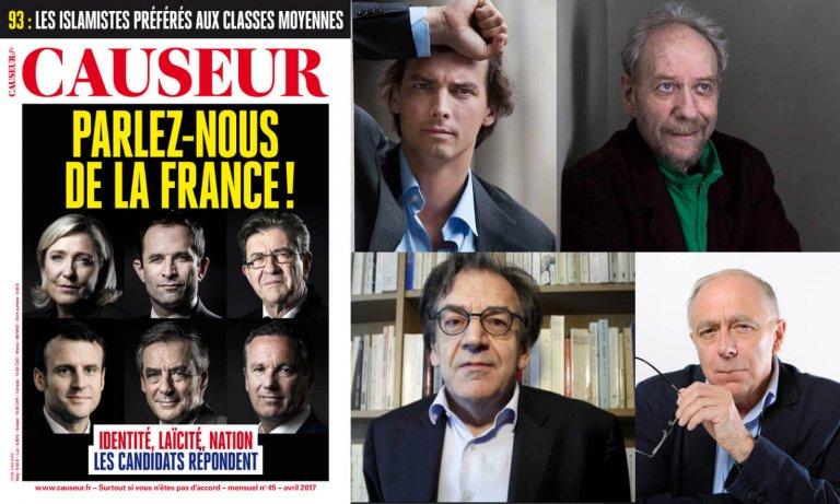Causeur: Parlez-nous de la France!