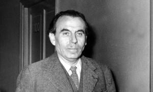 Louis-Ferdinand Céline, octobre 1951. Crédit photo : Rue des Archives.