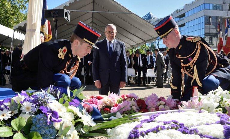 Vel' d'hiv': Marthe Robert contre Marine Le Pen