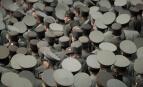Parade militaire à Pyongyang, avril 2017. SIPA. AP22040751_000077