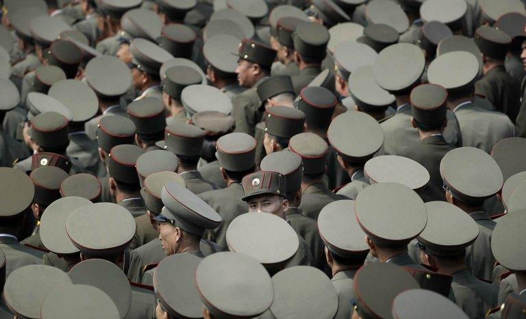 Corée du Nord: crise de panique