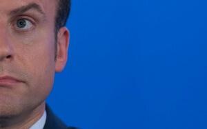 Emmanuel Macron, mars 2017. SIPA. 00799991_000037