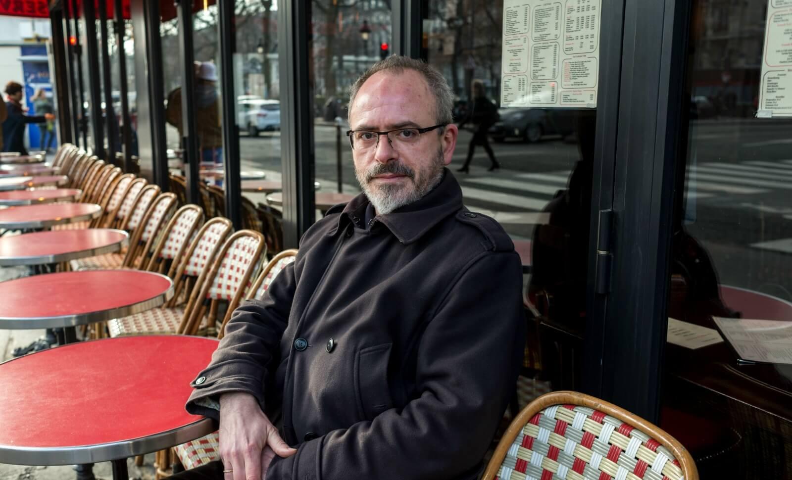 François Bousquet, écrivain, éditeur et journaliste
