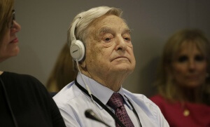 George Soros aux Nations unies, septembre 2016. SIPA. SIPAUSA30158964_000014