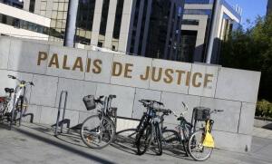 Palais de Justice de Grenoble, février 2016. SIPA. 00741018_000010