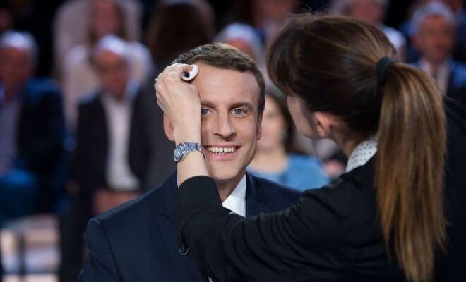 Tout va très bien Madame la Marquise... Macron-sincere-emission-politique-sondages-660x400