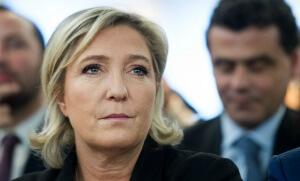 Marine Le Pen, janvier 2017. SIPA. 00787305_000018