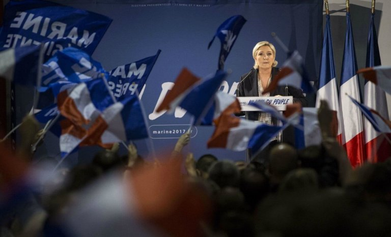 Marine Le Pen, une aventure française