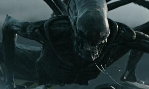 Alien Covenant de Ridley Scott, 2017