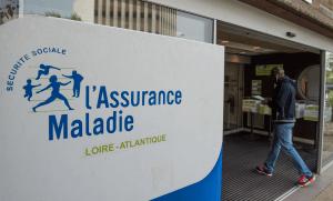 L'Assurance maladie de Loire-Atlantique à Nantes, mai 2015. SIPA. 00712517_000024