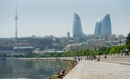 bakou zerbaidjan russie armenie