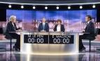 Débat d'entre-deux-tours entre Marine Le Pen et Emmanuel Macron, mai 2017. SIPA. 00805008_000038