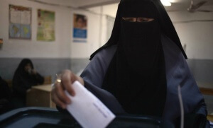 Election présidentielle en Egypte, mai 2012. SIPA. 00637998_000018
