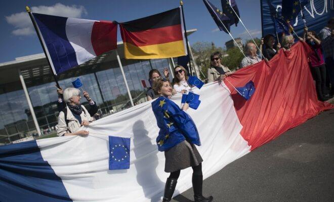 emmanuel macron europe universalisme