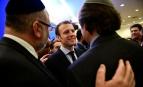 Emmanuel Macron à Sarcelles, 15 mars 2017. SIPA. AP22028118_000001