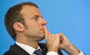 Emmanuel Macron, 2015. SIPA. 00714349_000036