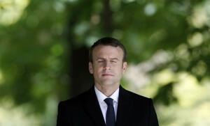 Emmanuel Macron, mai 2017. SIPA. AP22050629_000035