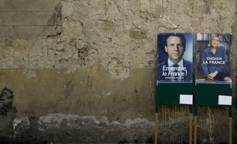 Macron: après lui, le FN?
