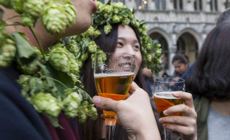 Belgique: la ministre qui aimait (un peu trop) la bière